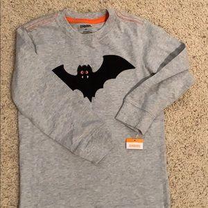 NWT Halloween long sleeve shirt